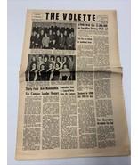 The Volette Martin Tennessee 1965 UT Martin Newspaper Number 12 - $14.01