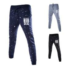 Men Fashion Printed Long Pants Men Hip Pop Style Long Pants Men Casual P... - $30.60