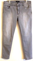 White House | Black Market 570126439 Saint Honore - Gray Skinny Jeans Women: 12R - $50.04