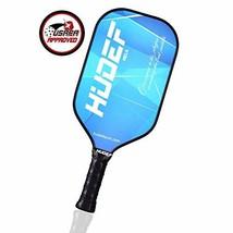 HUDEF Pickleball Paddle-Composite Fiber Face Polypropylene Honeycomb Cor... - $78.89