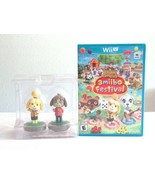 Animal Crossing Amiibo Festival Nintendo Wii U with Isabelle & Digby Ami... - $14.99