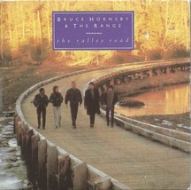 BRUCE HORNSBY & THE RANGE - THE VALLEY ROAD 1988 GERMAN CARD SLEEVE CD S... - $12.40