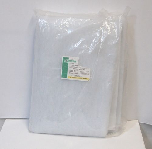 Essential Medical Supply D2003 Pressure Relief Pad 30 by 60 Inches Polyester
