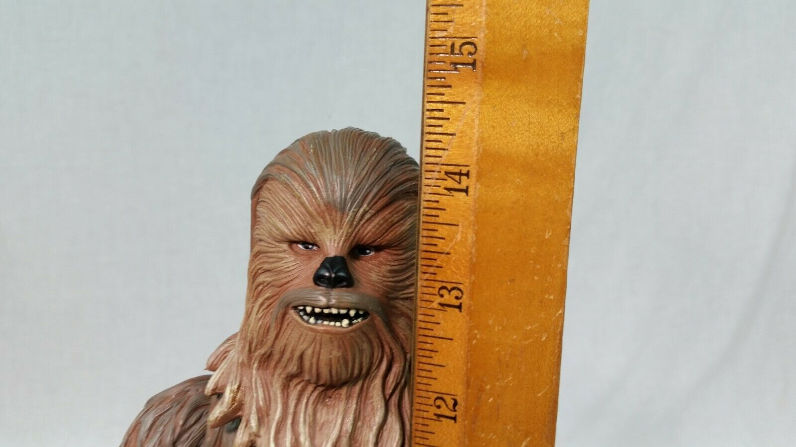 STAR WARS Chewbacca Action Figure, 14 Inch Tall - 2004 LFL Hasbro image 8