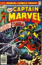 Captain Marvel #48 Crucible [Unknown Binding] [Jan 01, 1976] - $3.91