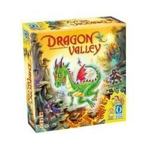 Dragon Valley Board Game Fairy Tale Fantasy Queen Games - $38.65