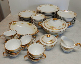 58 PIECES ROYAL EMBASSY LINCOLN CHINA MADE IN JAPAN MARKED ON BACK - $178.20