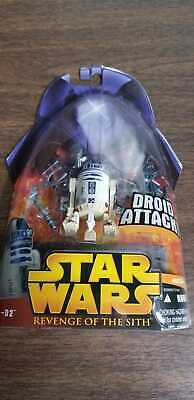 Star Wars R2-D2 Attack Droid Revenge of the Sith 7 from 2005