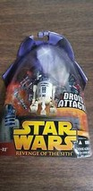 Star Wars R2-D2 Attack Droid Revenge of the Sith 7 from 2005 - $10.83