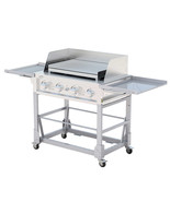 NEW Louisiana Grills Event Grill with Griddle Model 75009 **FREE SHIPPING** - $619.99