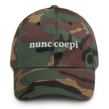 nunc coepi hat / nunc coepi Dad hat image 7