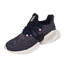 Adidas AlphaBounce Instinct Women's Running Shoes Sports Athletic Black ... - £56.61 GBP
