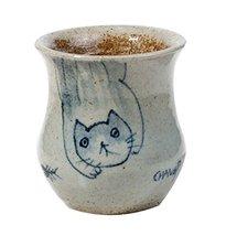 Painted Cat Ceramic Flower Pot Succulents Cactus Container,2.7-Inch - $25.37