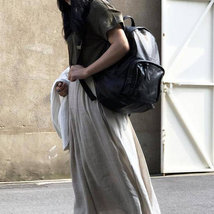 Sale, Full Grain Leather Women Backpack, Ladies Travel Backpack, Laptop Backpack image 1