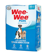 Four Paws Wee Wee Pads For Puppies 150 Ct - $78.44