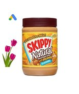 Skippy Natural Creamy Peanut Butter Spread With Honey, 26 Ounces, 3 Jars... - $48.00