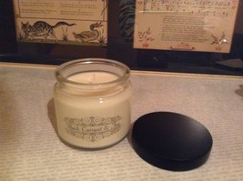 Milkhouse Candle beeswax soy USA Scents  5.3 oz Traveler w lid
