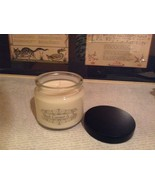 Milkhouse Candle beeswax soy USA Scents  5.3 oz Traveler w lid - $14.84