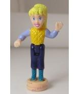 1998 Vintage Polly Pocket Dolls Action Park Pony Adventure - Polly - $7.50
