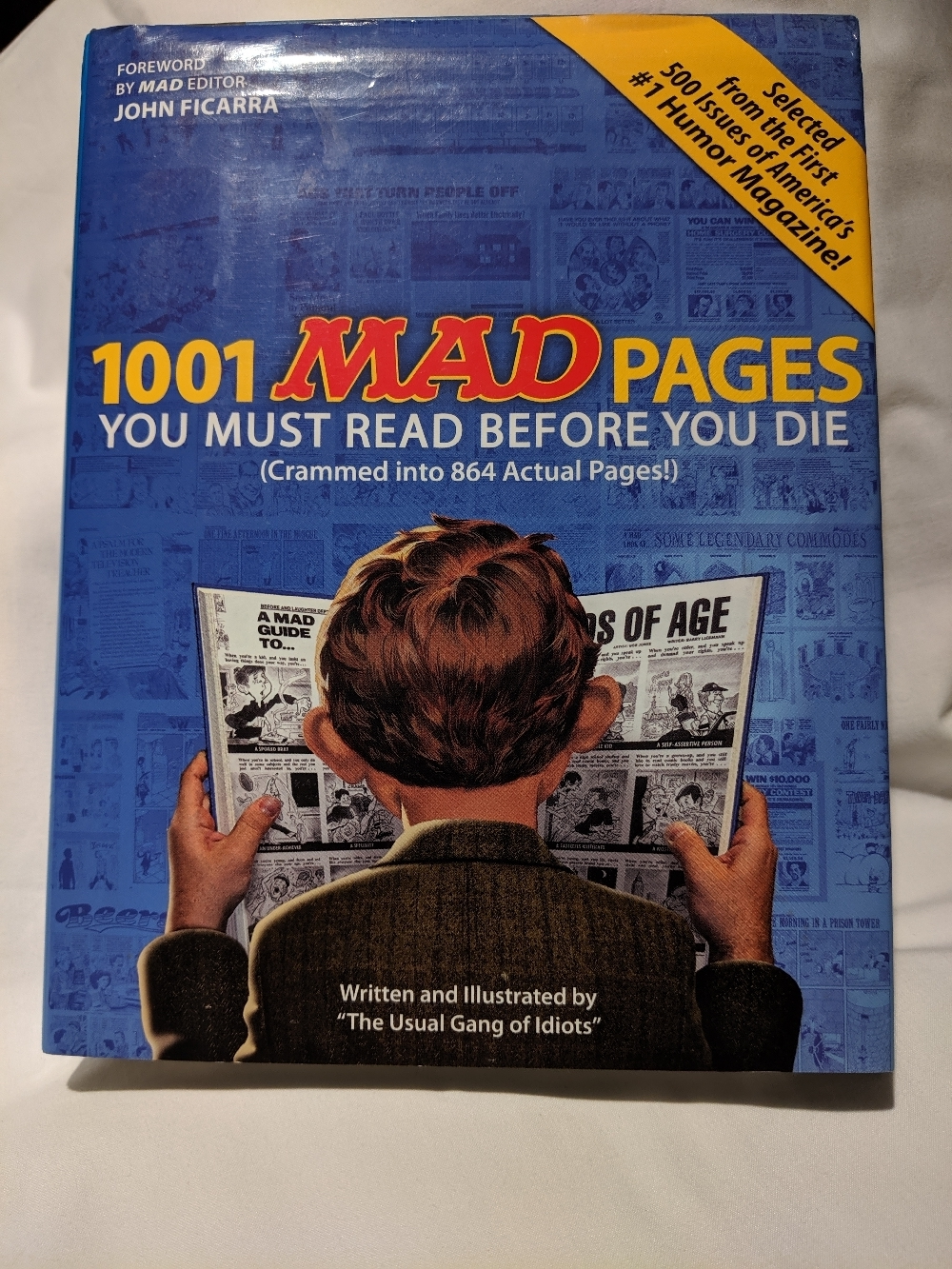 Primary image for 1001 MAD Pages You Must Read Before You Die