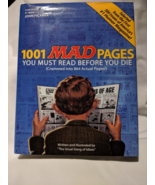 1001 MAD Pages You Must Read Before You Die  - $32.00