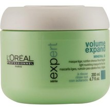 L'Oreal Serie Expert Volume Expand Masque For Fine Hair 6.7 oz - $30.21