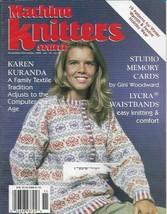 Machine Knitters Source Nov Dec 1998 Magazine Lycra Waistbands Easy Knit... - $5.99