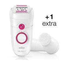 Braun Silk Epil 5 - 5329 Legs Epilator + Facial Cleaning Brush - $89.82