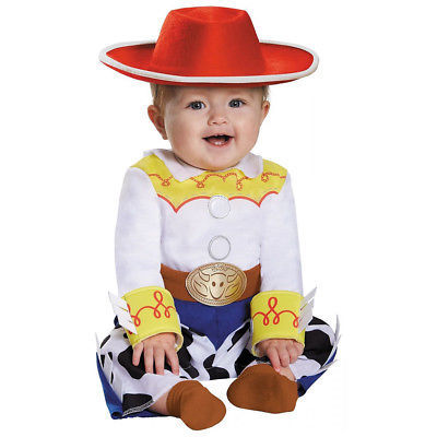 Toy Story Jessie Deluxe Infant Child Kids Youth Disney Costume