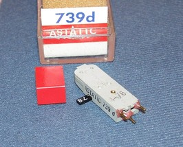 Astatic 739D for 739 RECORD PLAYER CARTRIDGE replaces Euphonics U19-17 image 2