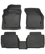 Husky Liners 13-16 Ford Fusion WeatherBeater Combo Black Floor Mats Line... - $164.95