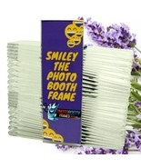 100 Magnetic Photo Booth Frames, 2x6, Discount Photo Booth Party Favors - $37.98