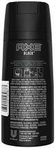 AXE Black 3 Piece + Bonus Gold Deodorant Spray Body Wash Gift Pack Collection image 7