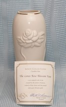Lenox Bud Vase & Candy Dish Rose Blossom Collection Fine China Vase  24K... - $27.02