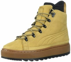 Puma The Ren NBK Winter Boots Nubuck Taffy 364063 02 Various SIzes - $75.99