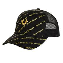 True Religion Men's Logo Cap Trucker Adjustable Baseball Hat Snapback TR2565