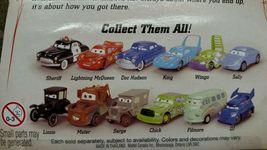 Sealed 2005 Mattel Pixar Disney Desert Series Cars Sally A/1F/1/12C  Filmore image 5