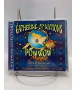 2002 Gathering Of Nations Pow Wow Magic CD - $42.07