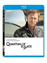 007 James Bond Quantum of Solace [Blu-ray]