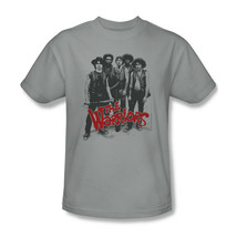 The Warriors Movie T-shirt Free Shipping 70's retro style 100% cotton tee PAR439 image 2