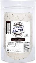 1 lb. Bulk Bag - Authentic Italian Black Truffle Salt by San Francisco Salt Comp