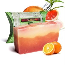 Handmade Soap Lemon Grape Fruit Essential Oil Soap for Mother's Day Gift - $24.90