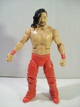 WWE ELITE SHINSUKE NAKAMERA DEFINING MOMENTS ACTION FIGURE 2012 MATTEL - $16.61