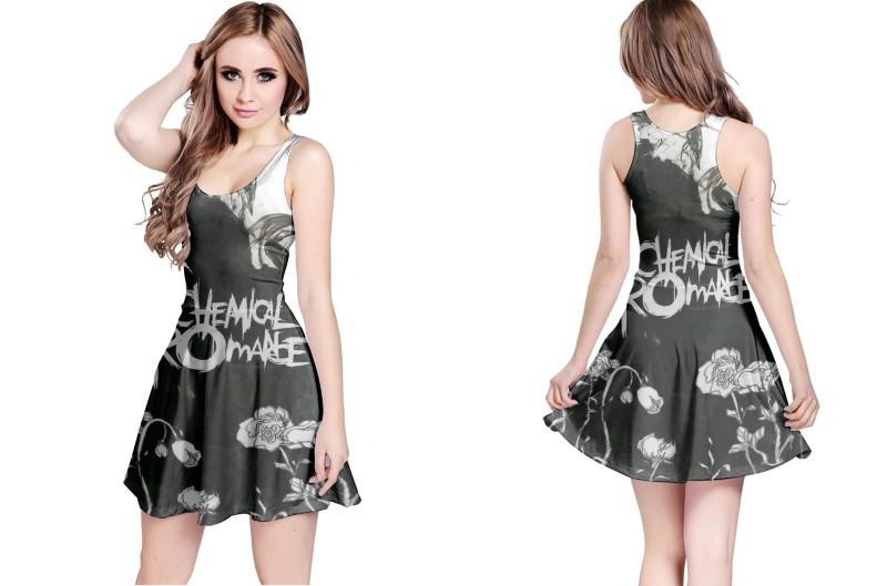 My chemical romance reversible dress