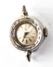 Vintage Women's Omega 482 Manual Wind 14k White Gold Wristwatch A5653 16... - $148.49