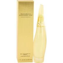 Donna Karan Cashmere Mist Gold Essence Perfume 1.7 Oz Eau De Parfum Spray  image 2