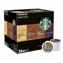 Keurig Starbucks 36-ct. K-Cup Pods Coffee Variety Pack - $34.65