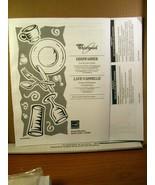 Use & Care Guide Whirlpool Dishwasher Modles DU 810, DU811, DU850 - $8.99