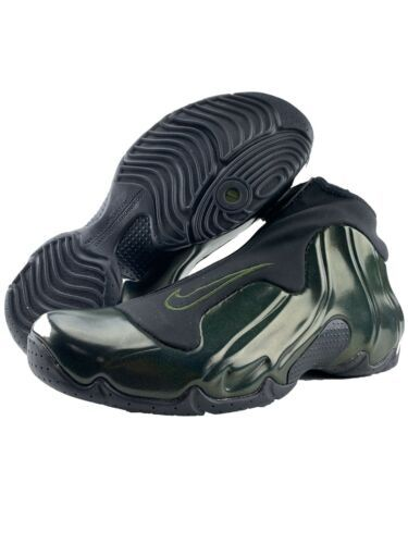 Primary image for Nike Air Flightposite One Legion Green 9.5 Mens Basketball Shoes Green Goblin