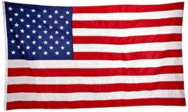Valley Forge Flag 6 x 10 Foot Large Commercial-Grade Nylon US American Flag - $55.38